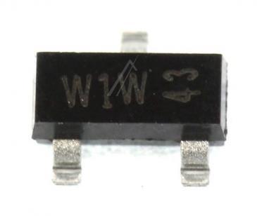 BFT92,215 BFT92 Tranzystor SOT-23 (pnp) 15V 0.025A 5000MHz