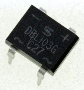 DBL103G BRÜCKENGLEICHRICHTER, 1A, 200V