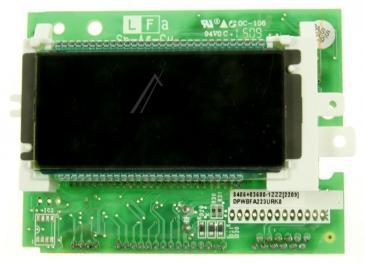 DPWBFA223URK1 CPU ASSEMBLY SHARP
