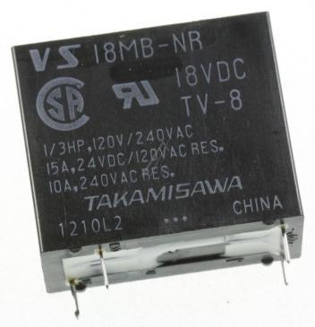 Przekaźnik do mikrofalówki RRLYA087DRE0