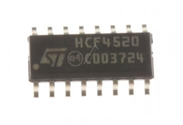 HEF4520BT,652-PHI smd soic16