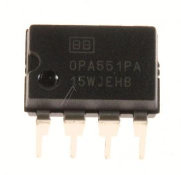 OPA551PA IC OPERATIONSVERSTÄRKER, DIP-8 (BURR-BROWN)
