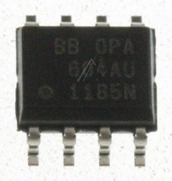 OPA604AU 604AU IC OPERATIONSVERSTÄRKER, SMD SOIC-8 (BURR-BROWN) TEXAS-INSTRUMENTS