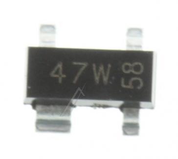BAS40-07,215 Dioda Schottkiego BAS4007,215 40V | 0.12A (SOT-143)