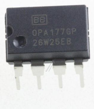 OPA177GP IC OPERATIONSVERSTÄRKER, DIP-8 (BURR-BROWN)
