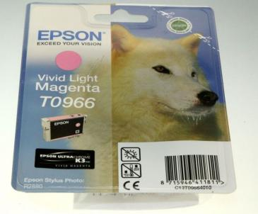 C13T09664010 T09664010 TINTENPATRONE, LIGHT MAGENTA, 11,4ML EPSON