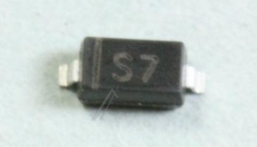 BAT42W Dioda Schottkiego BAT42W 30V | 0.2A (SOD-123F-2)