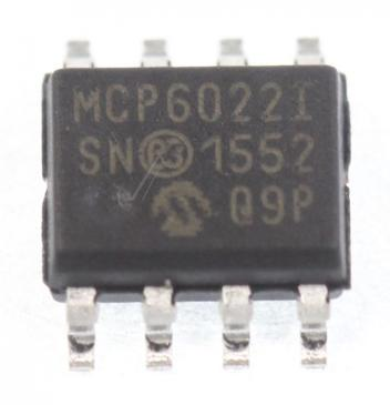 MCP6022ISN MCP6022I IC OPERATIONSVERSTÄRKER, SMD SOIC-8 MICROCHIP
