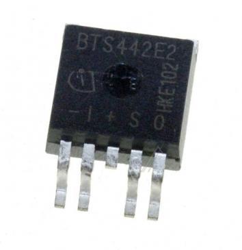 BTS442E2 Tranzystor TO-263 (n-channel) 63V 0.005A