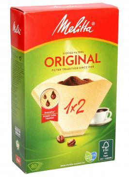 Filtr papierowy do ekspresu do kawy MEL0100762