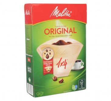 Filtr papierowy do ekspresu do kawy MEL0109761