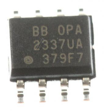 OPA2337UA 2337UA IC OPERATIONSVERSTÄRKER, SMD SOIC-8 (BURR-BROWN) TEXAS-INSTRUMENTS