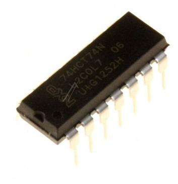 74HCT74N Układ scalony IC