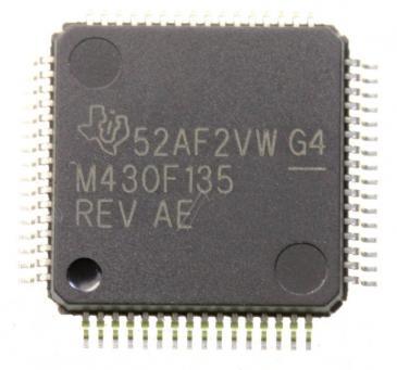 Mikroprocesor MSP430F135IPM