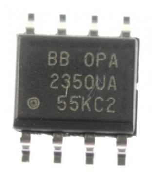 OPA2350UA 2350UA IC OPERATIONSVERSTÄRKER, SMD SO-8 (BURR-BROWN) TEXAS-INSTRUMENTS
