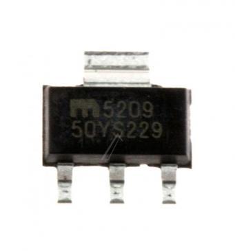 MIC5209-5,0YS Stabilizator napięcia