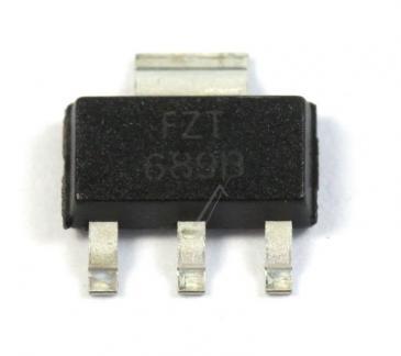 FZT689BTA Tranzystor SOT-223 (npn) 20V 3A 150MHz