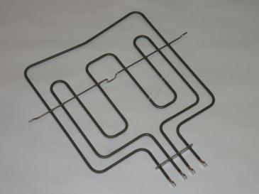 Grzałka górna 1700W piekarnika Siemens 00354307