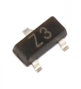 BZX84C5V6 0.3W | 5.6V Dioda Zenera