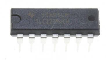 TLC2274ACN OP AMP,QUAD CMOS RRO/P,2274,PDIP TYP:TLC2274ACN