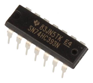 74HC393 Układ scalony IC