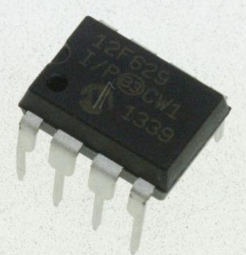 Mikroprocesor PIC12F629IP PIC12F629-I/P