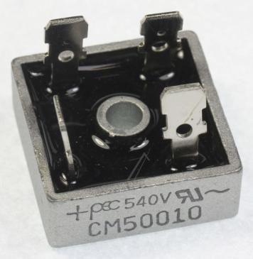 CM50010 BRÜCKENGLEICHRICHTER, 50A 1000V GBPC-4 MULTICOMP