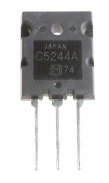 2SC5244A Tranzystor TOP-3 (npn) 1600V 20A 3MHz
