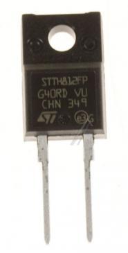 Dioda super szybka STTH812FP