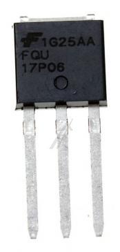 FQU17P06TU Tranzystor I-PAK (p-channel) 60V 12A 10MHz