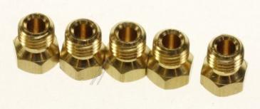 Dysze propan-butan (zestaw) płyty gazowej