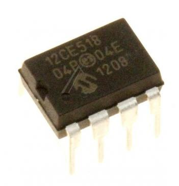 Mikroprocesor PIC12CE518-04/P