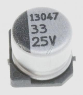 33uF | 25V Kondensator elektrolityczny SMD SAMSUNG 2402000147