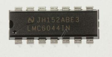 NSC LMC6044INNOPB OP AMP,QUAD MICROPOWER,6044,DIP TYP:LMC6044IN/NOPB