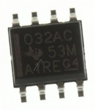 TL032ACD 032AC IC OPERATIONSVERSTÄRKER, SMD SOIC-8 TEXAS-INSTRUMENTS