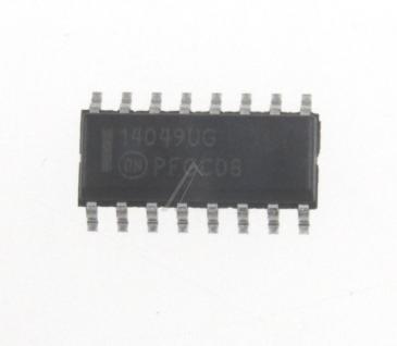 ONS MC14049UBDG 4000 CMOS,SMD,4049,SOIC16,15V TYP:MC14049UBDG