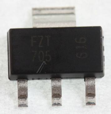 FZT705TA Tranzystor SOT-223 (pnp) 140V 2A 160MHz