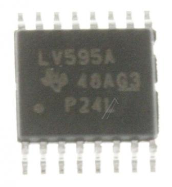 TI SN74LV595APWR SHIFT REGISTER, SMD TYP:SN74LV595APWR