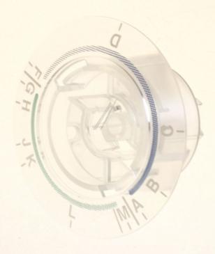 Tarcza | Pierścień pokrętła programatora do pralki 1296473091