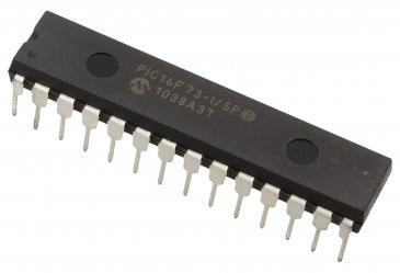 Mikroprocesor PIC16F73ISP PIC16F73-I/SP
