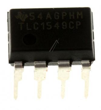 TLC1549CP IC 10-BIT AD-WANDLER, DIP-8 TEXAS-INSTRUMENTS