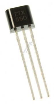 ZTX550 Tranzystor E-line (pnp) 45V 1A 150MHz