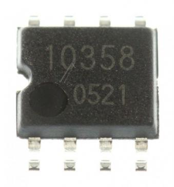 BA10358FE2 10358 IC OPERATIONSVERSTÄRKER, SMD SOIC-8 ROHM