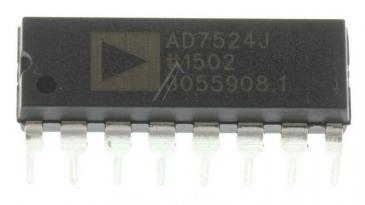 AD7524JNZ AD7524J IC 8-BIT DAC, DIP-16 ANALOG DEVICES