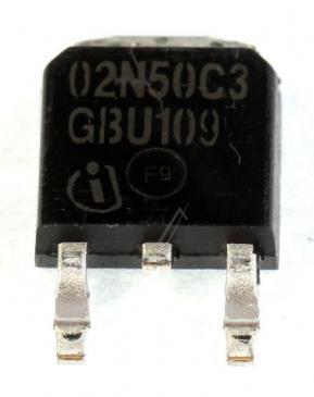 SPD02N50C3 Tranzystor