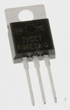 MC7912CTG SPANNUNGSREGLER -12V/1A, 7912, TO-220 ON SEMICONDUCTOR
