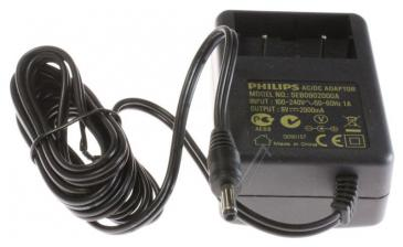 996510035601 AC ADAPTER 18W SEB0902000A PHILIPS