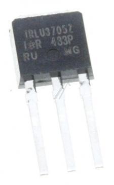 IRLU3705ZPBF Tranzystor I-PAK (n-channel) 55V 42A 6MHz