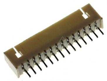 996510041355 DIP WAFER 14PIN 1.25MM UPRIGHT PHILIPS