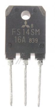 FS14SM16 Tranzystor TO-3P (n-channel) 900V 14A